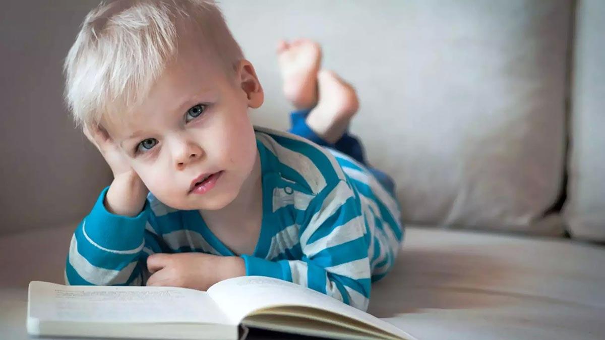 Преимущества раннего чтения
