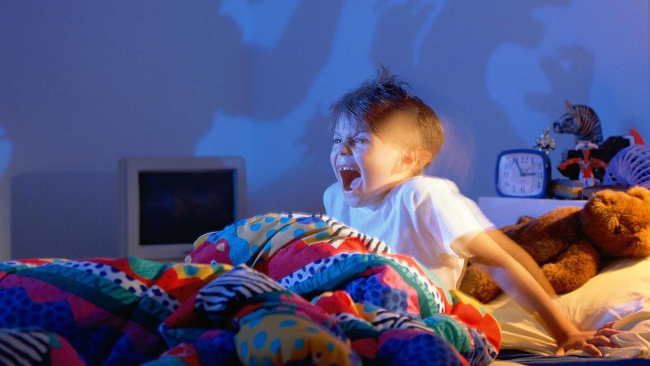 Как правильно бороться с детским страхом?